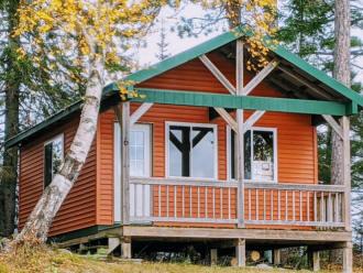 Cabin #6 - Island Outpost - Lake Ogascanan